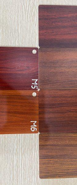 bảng mầu cửa thép Greendoor