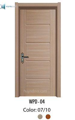 Cửa gỗ nhựa composite – WPD-04