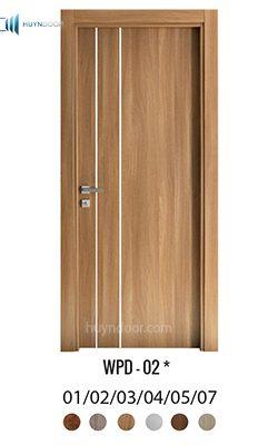 Cửa gỗ nhựa composite – WPD-02