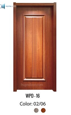 Cửa gỗ nhựa composite – WPD-16
