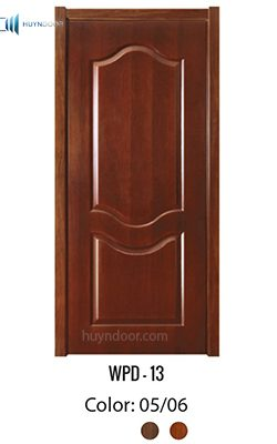 Cửa gỗ nhựa composite – WPD-13